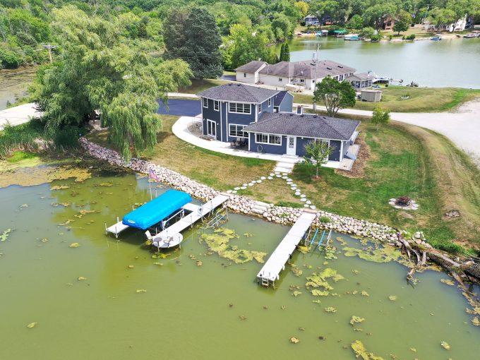 21943 116th St.Lake Shangrila, Salem Lakes